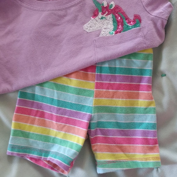 Colette Lilly Other - Toddler girls shorts and shirt